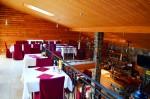 Ресторан Genacvale в Вильнюсе, интерьер