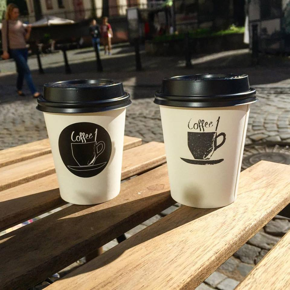 Coffee1 (кофейня старого города) в Вильнюсе