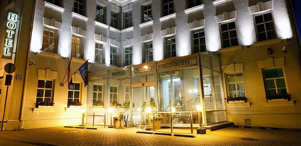 """Отель """"RATONDA"""" 4*, Вильнюс"""