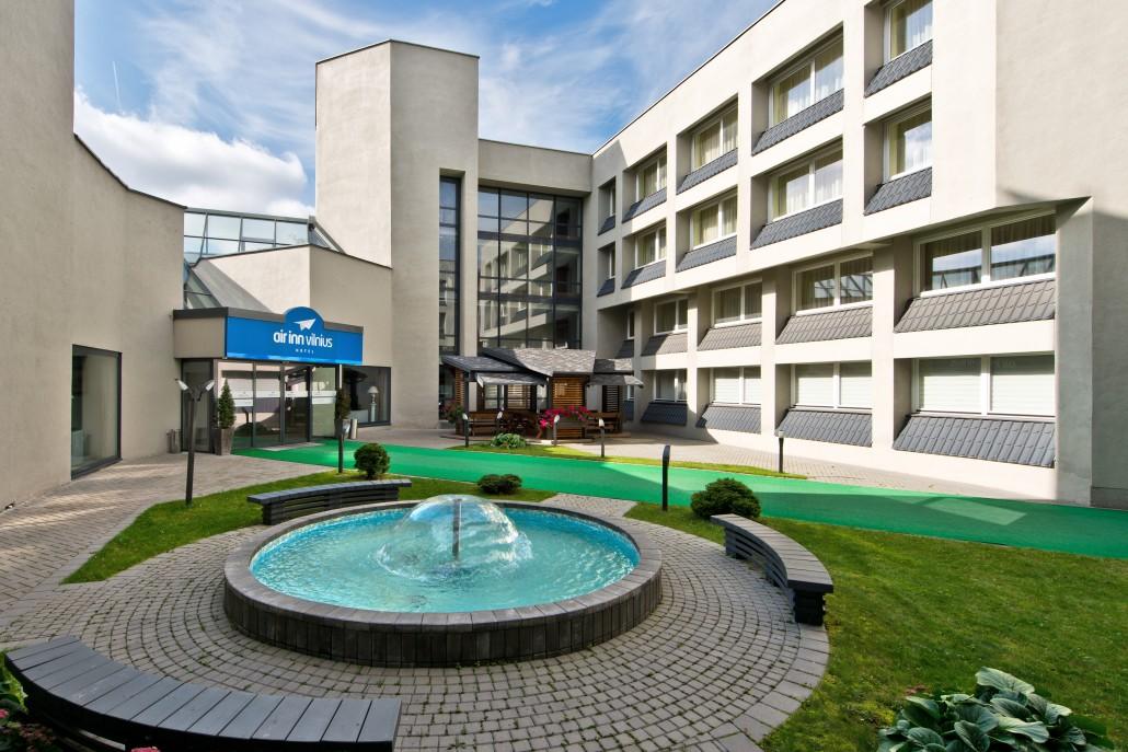 Отель Air Inn 3* в Вильнюсе