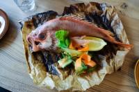 Siaures Jura (Северное море) рыбный ресторан в Вильнюсе