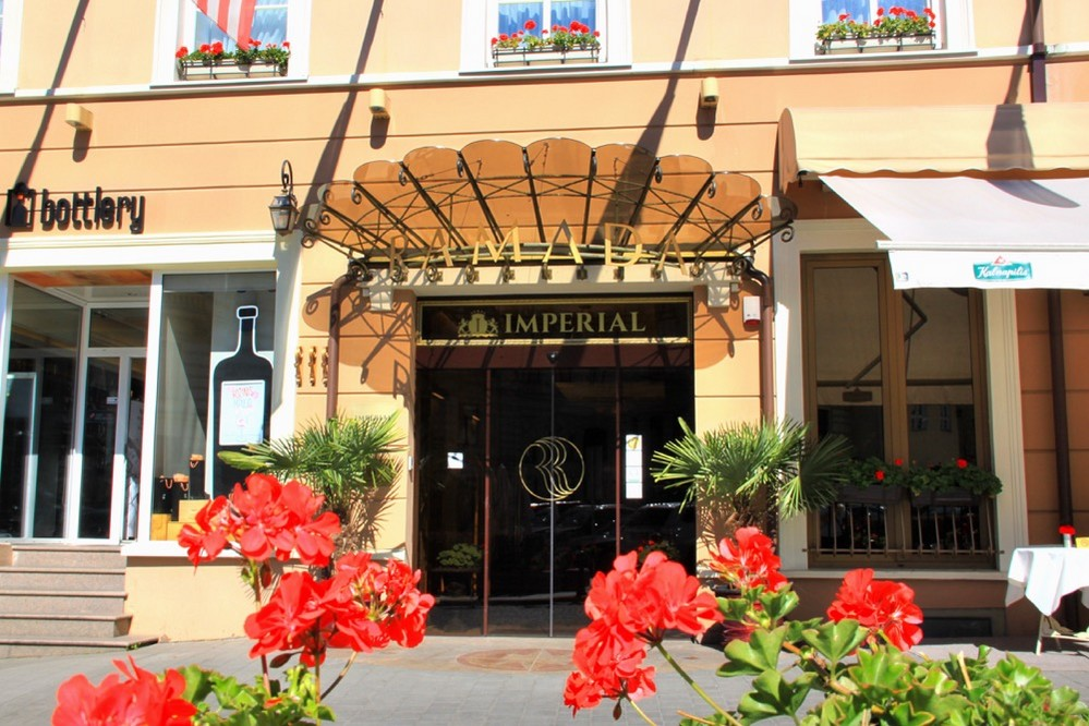 Ramada Hotel & Suites Vilnius 5* - самый дорогой отель Вильнюса