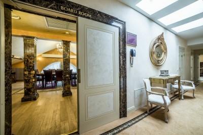 Ramada Hotel - отель в Вильнюсе, конференц-зал