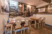 Sturmu svyturys, рыбный ресторан в Вильнюсе