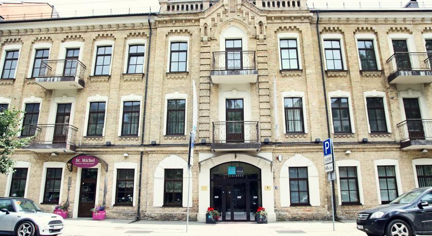 City Hotel Algirdas 4*, Вильнюс: номера, цены