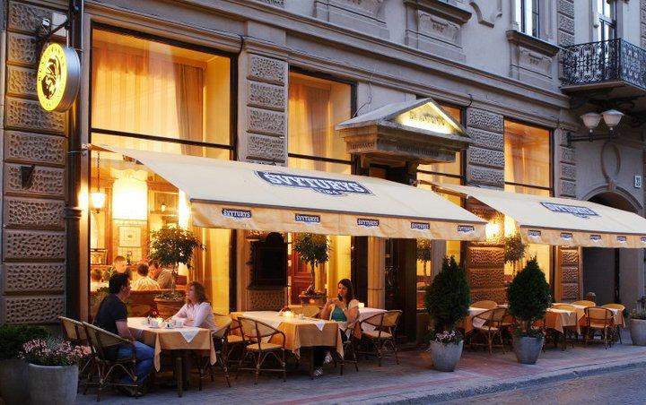 Da Antonio - итальянский ресторан в Вильнюсе