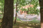 Downtown Forest Hostel & Camping, гамак