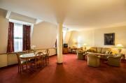 Отель GRATA в Вильнюсе, номер люкс