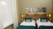 City Hotel Algirdas, Вильнюс, номер двухместный с раздельными кроватями