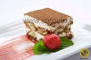 Ресторан Da Antonio, Вильнюс, десерт